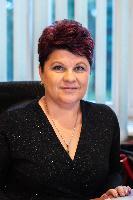 Grafika przedstawia Skarbnik Gminy - Wiesława Modrzejewska